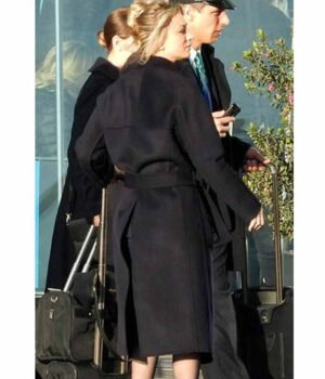 The Flight Attendant Cassie Bowden Trench Coat