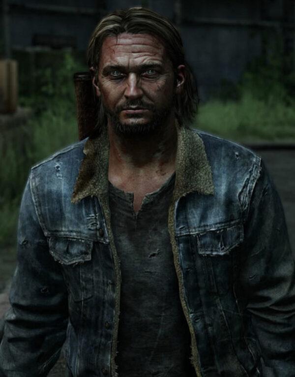 The Last Of Us Part 11 Denim Jacket