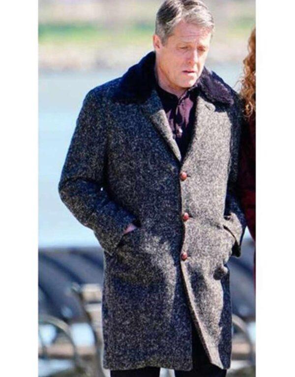The Undoing Jonathan Fraser Trench Coat