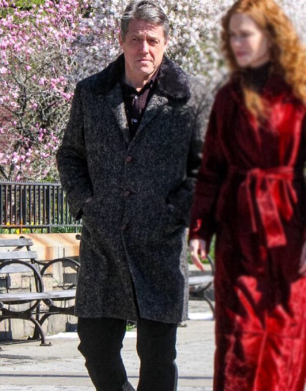 The Undoing Jonathan Fraser Grey Coat