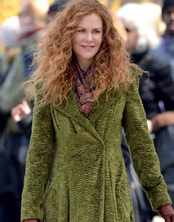 The Undoing Grace Fraser Green Coat