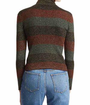 Grace Fraser Green Sweater