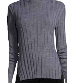 The Undoing Grace Fraser Grey Sweater