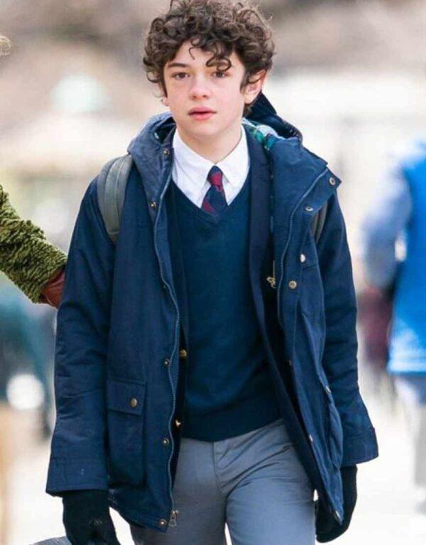 The Undoing Henry Sachs Blue Jacket