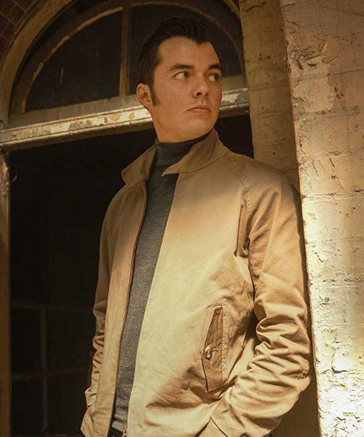 Jack Bannon Alfred Pennyworth Jacket