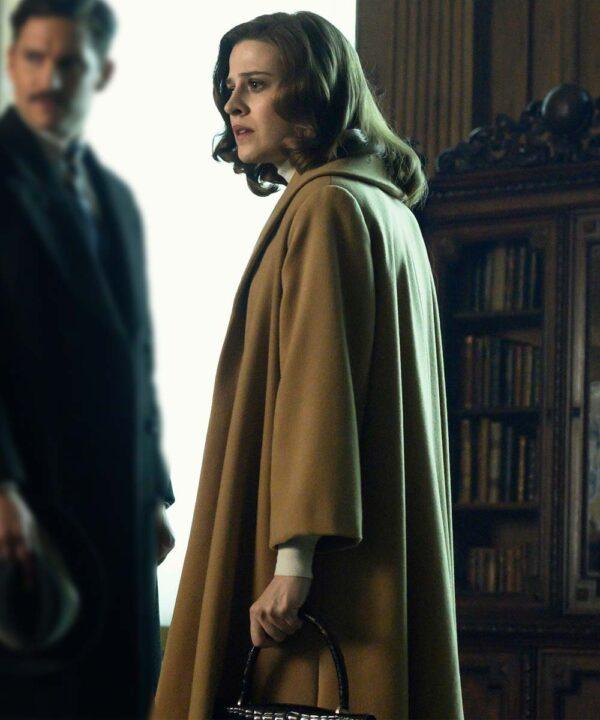 Pennyworth Martha Kane Brown Coat