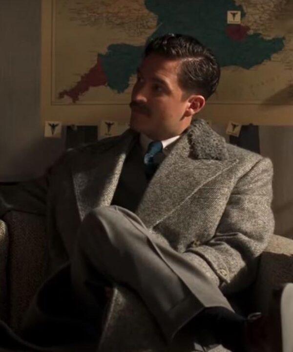 Pennyworth Ben Aldridge Trench Coat