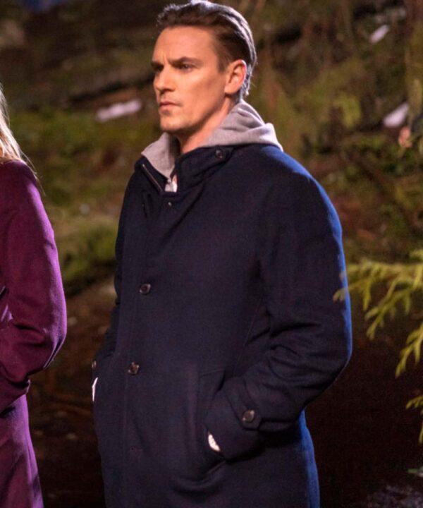 Nancy Drew Carson Drew Wool Coat