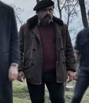 Paco Tous Brown Coat
