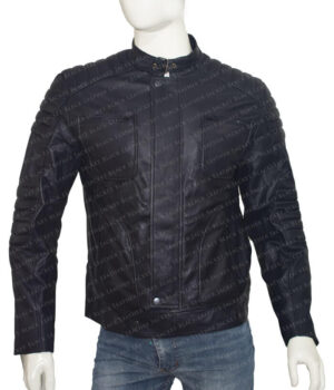Arrow John Barrowman Black Jacket main