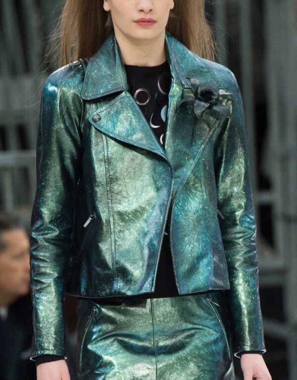 Emily In Paris Emily Cooper Moto Jacket