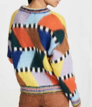 Emily In Paris Lilly Collins Sweater 3