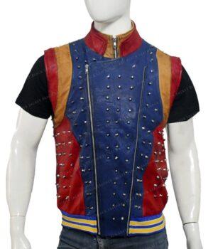 Jay The Descendants 2 Booboo Stewart Leather Vest