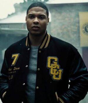 Justice League Cyborg Gotham City Jacket Frame