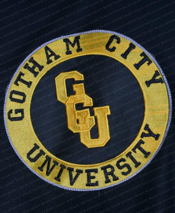 Justice League Cyborg Gotham City Jacket Logo