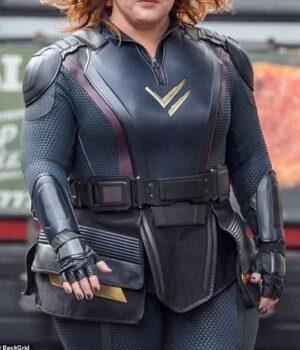 Lydia Black Jacket Thunder Force 2021