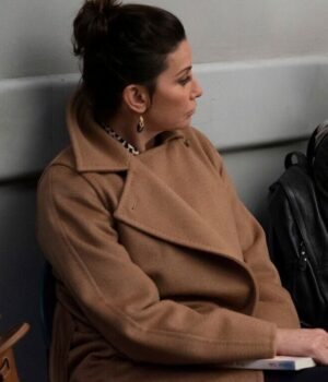 Jeanie Bloom New Amsterdam Brown Coat