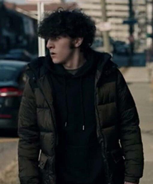 Blake The Equalizer 2021 Parachute Jacket