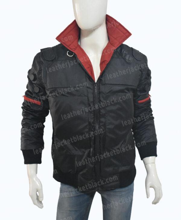 Cyberpunk 2077 Jackie Welles Bomber Jacket Front