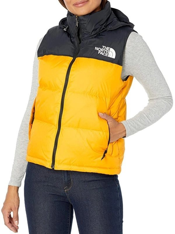 Delilah The Equalizer 2021 Black and Yellow Vest