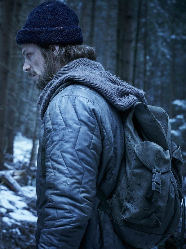 Hanna TV Series Erik Heller Nylon Jacket