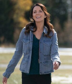 TV series Heartland Lou Fleming Denim Jacket