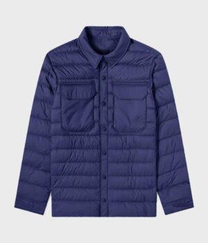 Puffer Purple Jacket