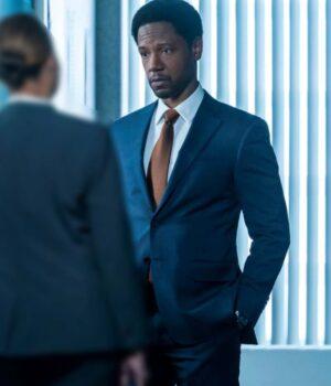 The Equalizer Detective Marcus Dante Blazer
