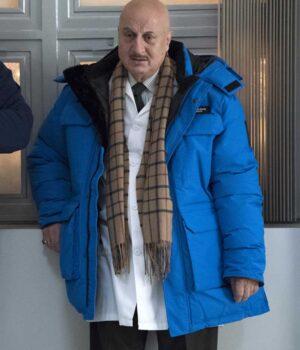 New Amsterdam Dr. Vijay Kapoor Parachute Jacket