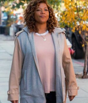 The Equalizer Queen Latifah Tail Jacket