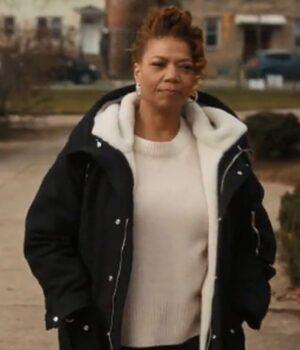 Queen Latifah Ep04 Cotton Coat