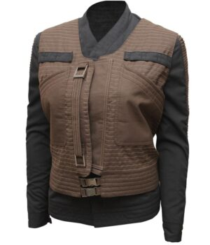 Rogue One Star Wars Jyn Erso Cotton Jacket