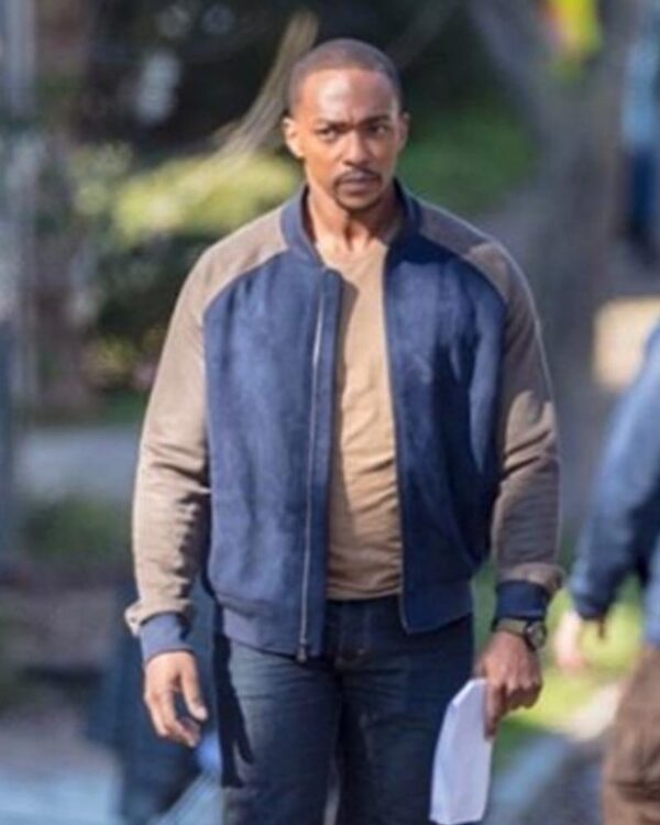 The Falcon and the Winter Soldier Beige Sam Wilson Jacket