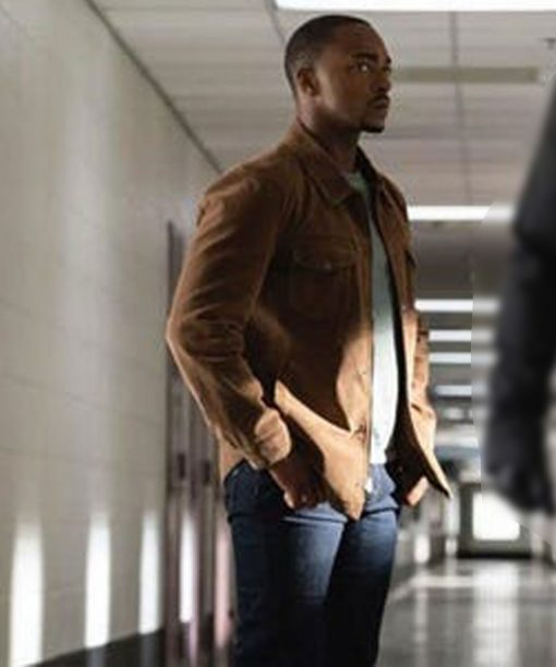 Anthony Mackie The Falcon and the Winter Soldier Jacket