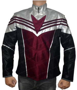 Sam winter soldier The Falcon Real Leather Jacket Front