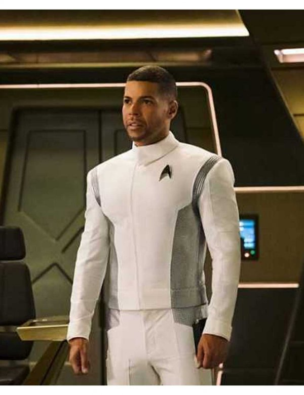 Star Trek Discovery Hugh Culber Jacket