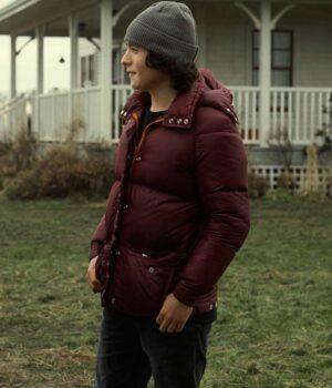Superman and Lois Jordan Kent Hooded Collar Jacket