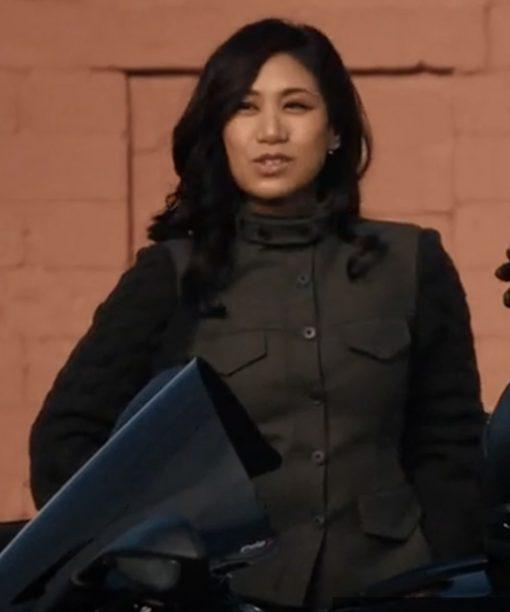 Melody Bayani 2021 Grey Vest