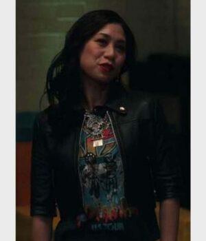 The Equalizer 2021 Melody Bayani Jacket