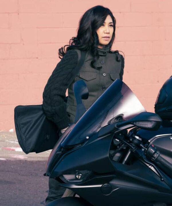 The Equalizer Melody Bayani 2021 Grey Vest