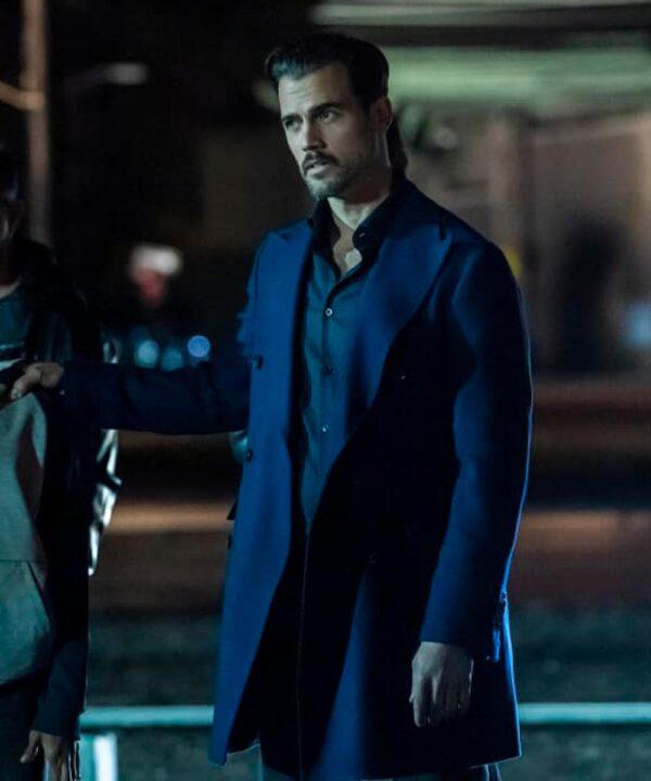 The Equalizer Michel Deveaux 2021 Blue Coat