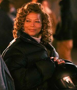 The Equalizer Queen Latifah 2021 Black Jacket