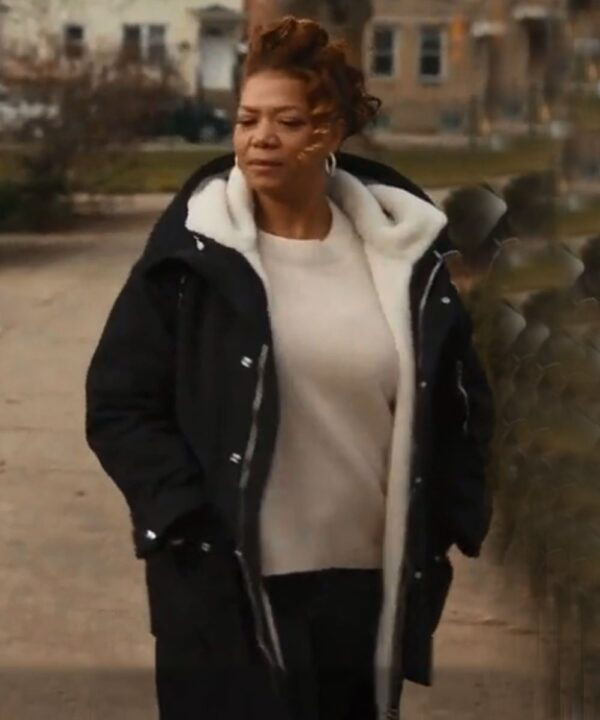 The Equalizer Queen Latifah Ep04 Cotton Coat