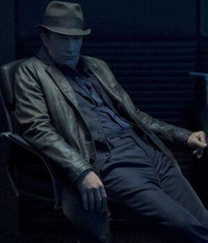 Thomas Jane TV Series The Expanse Joe Miller Coat Scene