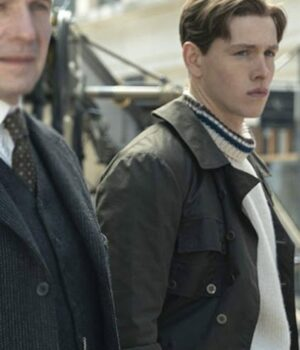 The King's Man Conrad Lapel collar Jacket