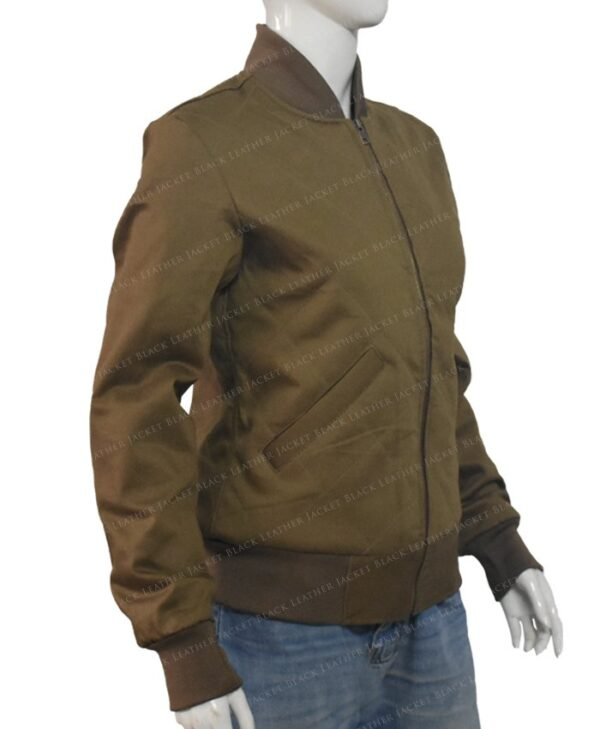 TV Series Heartland Amy Fleming Quilted Jacket