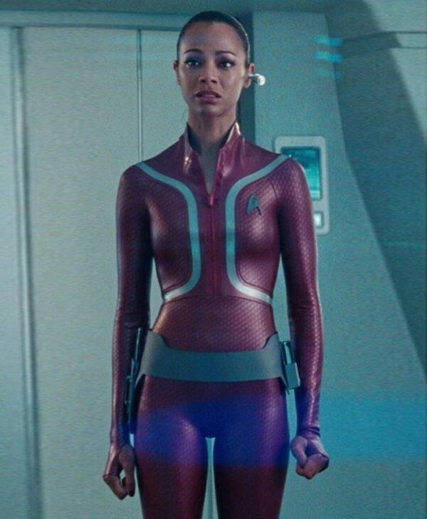 TV Series Star Trek Beyond Zoe jacket