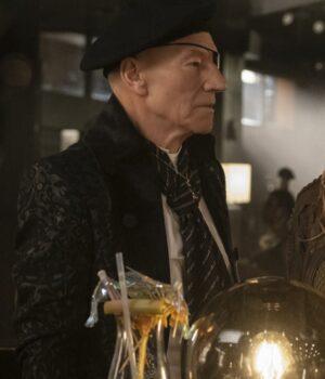 Star Trek Series Picard Jean Wool Blend Suit