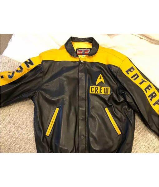 Jeff Hamilton F&F Star Trek Crew Jacket