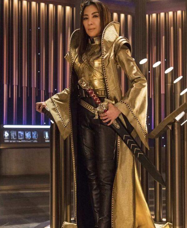 Star Trek Series Emperor Georgiou Coat